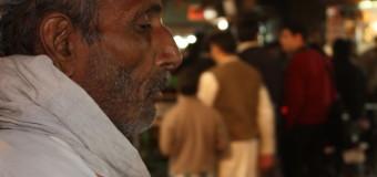 A walk around Jama Masjid in Delhi on a wintery Friday night