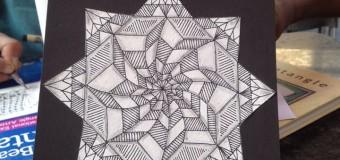 Zentangle® – the art of meditative doodling