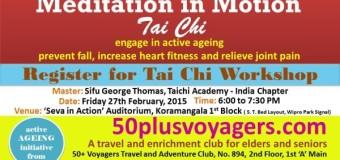 Events for Seniors & Caregivers