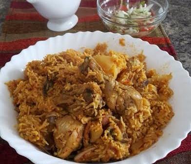 Chicken Yakhni Made Quick!