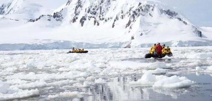 An Antarctica Trip to Remember