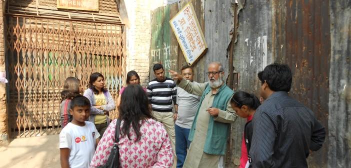 Delhi's Heritage Keeper – Sohail Hashmi