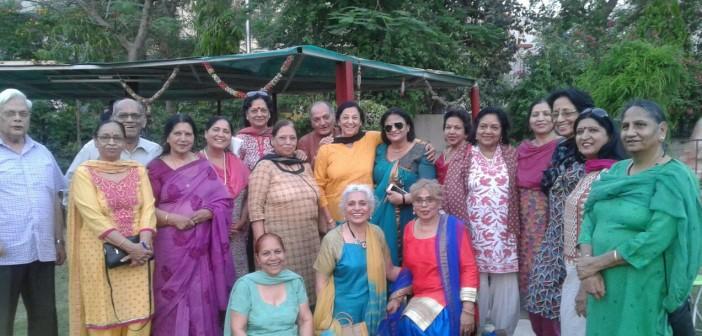 Humjoli: Social Network for Seniors