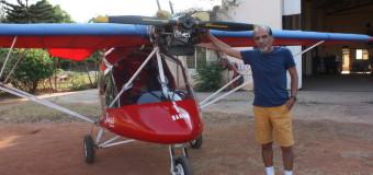 Flying High With Ashok Mehta