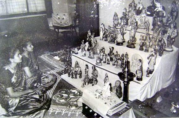 Maiji's Kolu in 1978