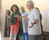 Elder's Theatre Workshop For Senior Residents Of L&T South City