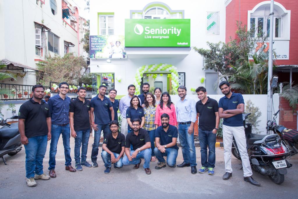 The Seniority Team