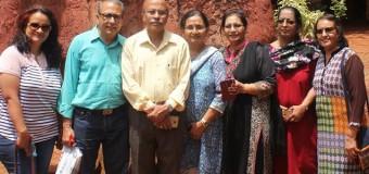 Visit to Nrityagram