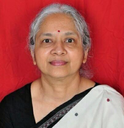 Artist Girija Ravindran