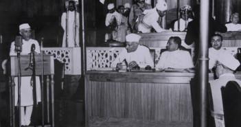 Nehru's famous speech Tryst With Destiny