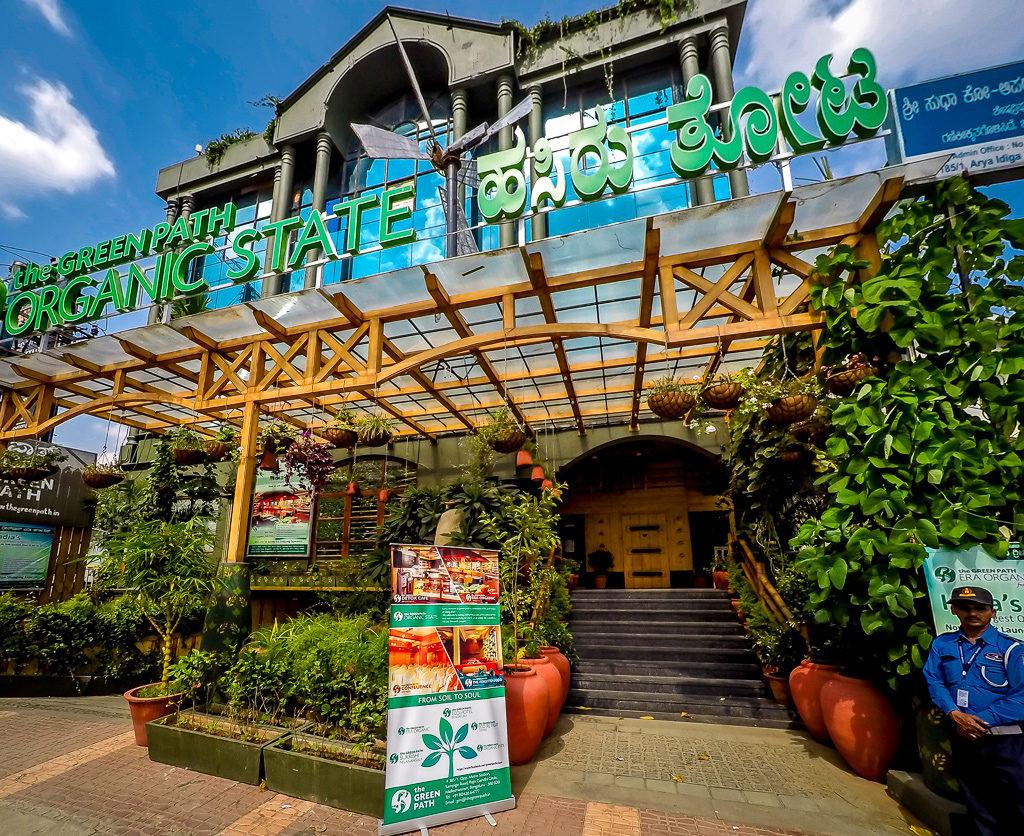 The Greenpath Organic State in Bangalore