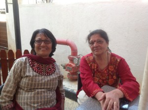 The ladies behind Devised Care India