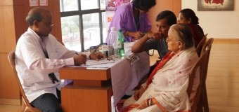 Helping Hand for Kolkata Seniors