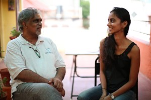 David Selvaraj & Sudha Sudhanthi play father-daughter in Proof