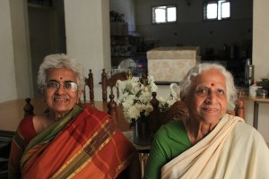 Padma & Jayalakshmi, the founders