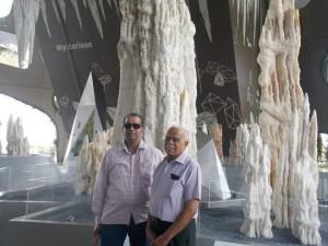 stalagcites