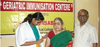 A Clinic for Chennai Seniors