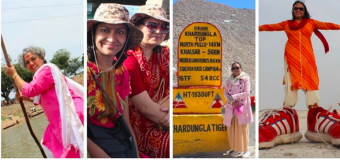 Senior Women Travellers On A Discovery Spree