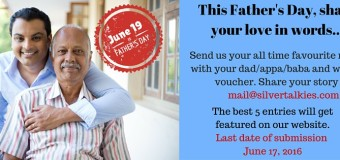 More Than Words: Father's Day Contest