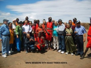 A holiday to Masaimara