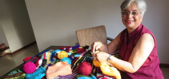 A Stitch In Time: Sasmeeta Srivastava's Knitting For A Cause