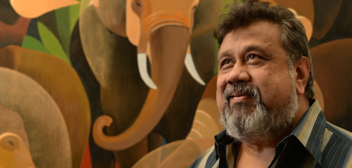 Why It's Important To View Senaka Senanayake's Art On Rainforest Conservation