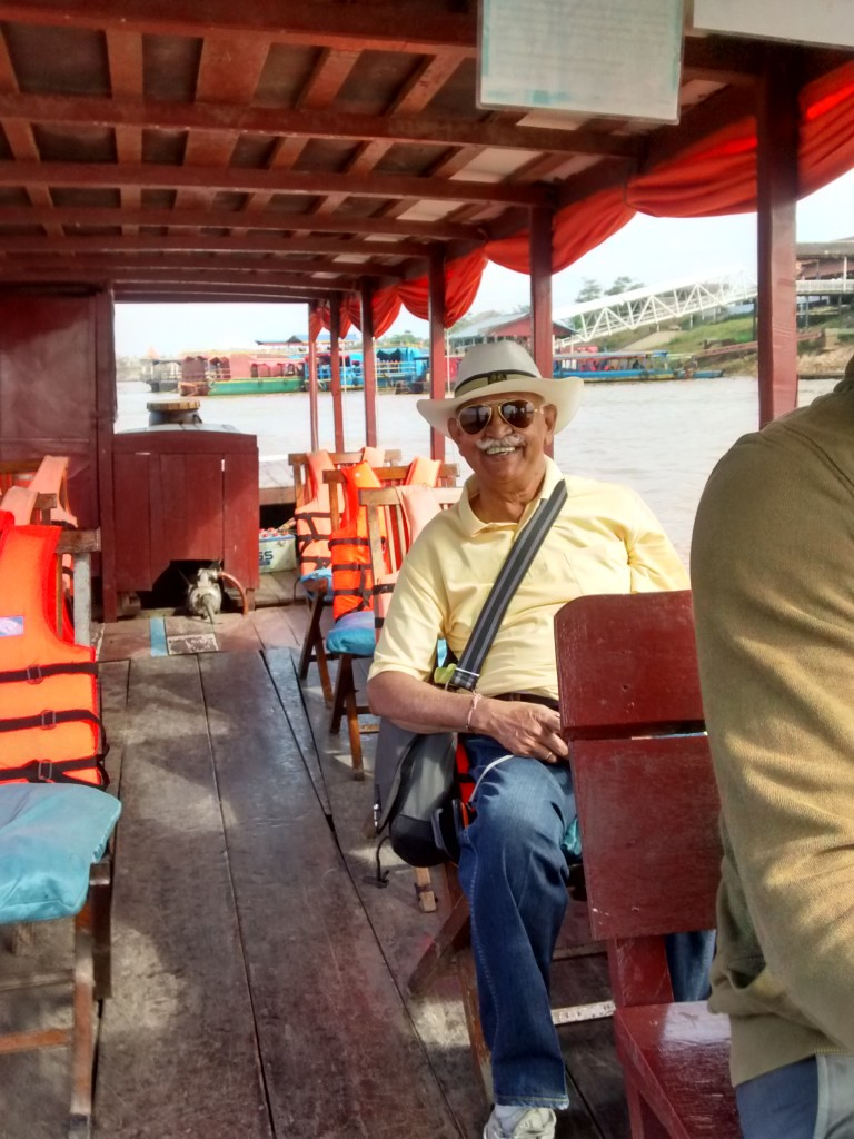 Boatride-Tonle Sap