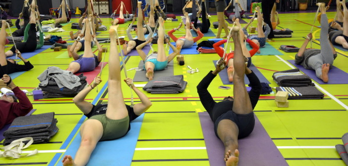 How Yoga Can Help You Deal With Menopause