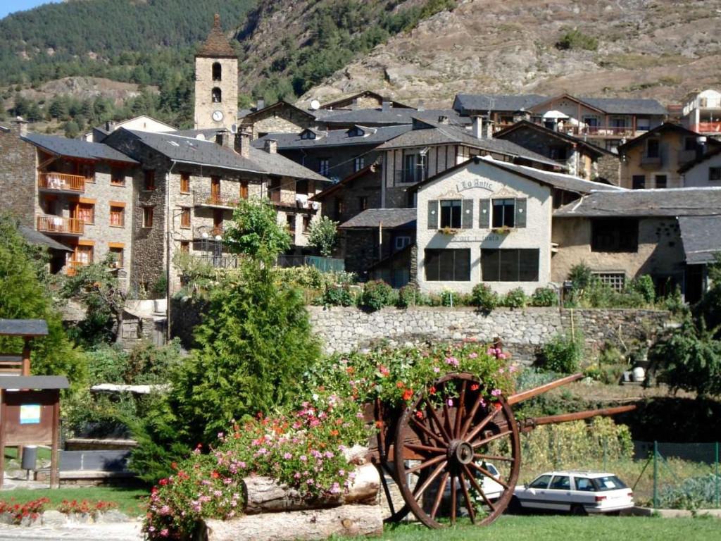 Pretty Andorra