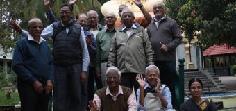 Elders of Brigade Millennium visit Mantri Primus