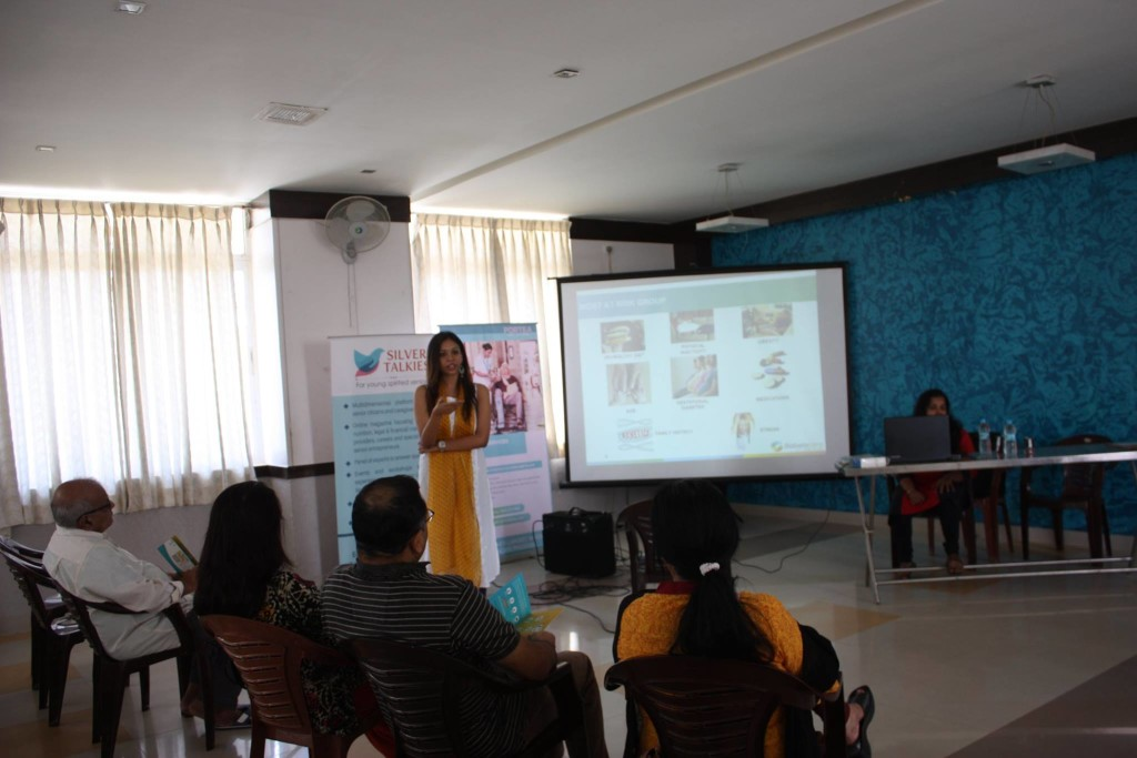 Talk on Diabetes Management in association with  Portea Medical at Purva Panorama.