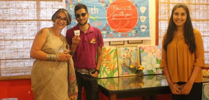 SilverEvents: Chai For Cancer Adda