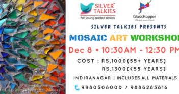 Craft Yourself Some Mosaic ART This Christmas