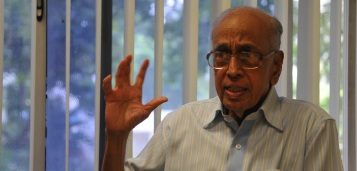 How R Thyagarajan Uses His Business Acumen To Encourage Musicians