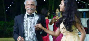 Valentine Ward Teaches Ballroom Dancing In Bangalore And Is On His Toes At 70+