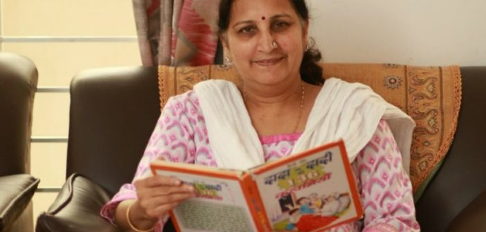 How Sarla Minni Turned Her Talent Into The Popular Podcast Kahaniwali Nani