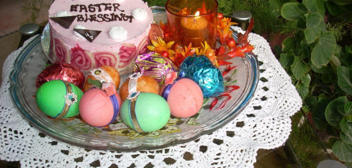 Easter Sunday With Bridget White Kumar