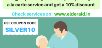 Get 10% Discount on ElderAid Exclusively For Silver Talkies Readers