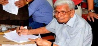 98-Year-Old Grandfather Becomes India's Oldest Postgraduate
