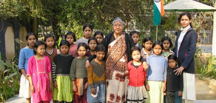 This Mothers' Day Meet Sarojini Agarwal, Maa to Over 800 Girls