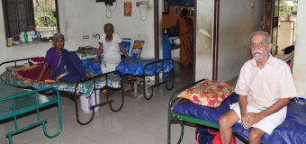 Tamil Nadu Will Open Geriatric Clinics And Train Families in Elderly Care