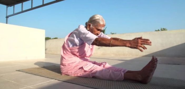 Yoga Helps Prevent Falls Among Elderly, Say Studies
