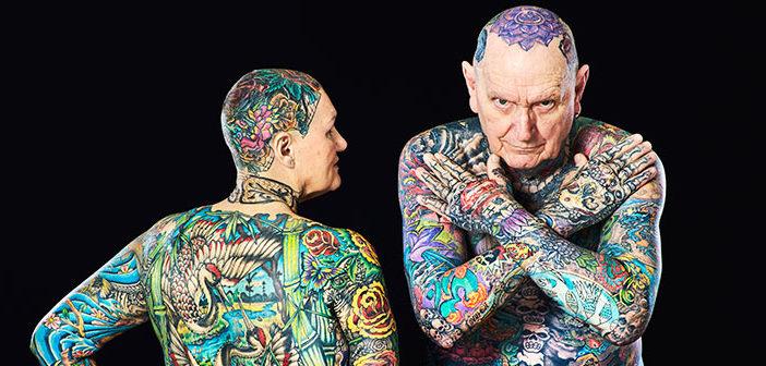 Trending Now: The Tattooed Senior Citizen