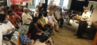 SILVER TALKIES EVENTS: TALK ON ORGANIC TERRACE GARDENING BY DR.B.N.VISHWANATH