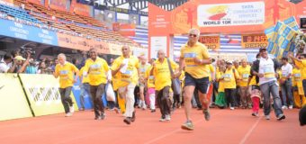 Come Join The Senior Citizen's Run At The TCS World 10K Marathon