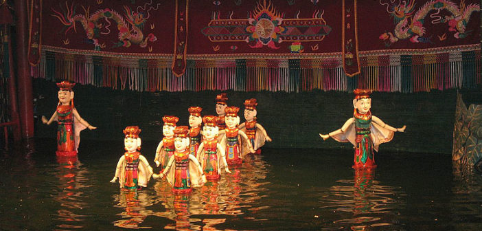 Of Unique Museums & Amazing Water Puppetry Shows In Vietnam