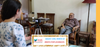 How The Citizens Archive Of India is Recording Memories Of The Pre-Independence Generation