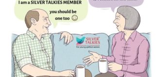 GET SOCIAL & GET GOING: How To Become A Silver Talkies Social Member