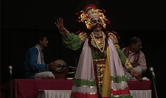 Meet Savitri Rao, The Yakshagana Performer Who Never Gave Up On Her Dream