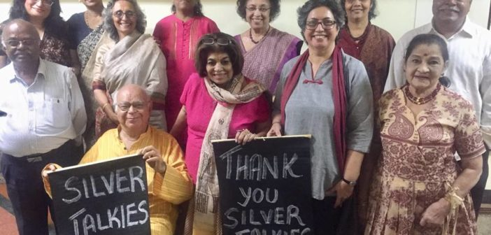 SILVER TALKIES SOCIAL MEET UP: THANKSGIVING LUNCH BY BRIDGET WHITE KUMAR